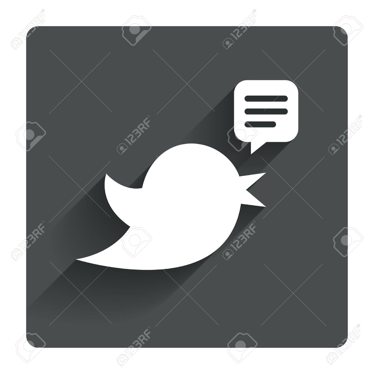 Black twitter clipart png Twitter clipart for website - ClipartFest png