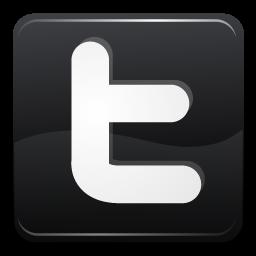 Black twitter clipart jpg library stock Twitter clipart black - ClipartFest jpg library stock