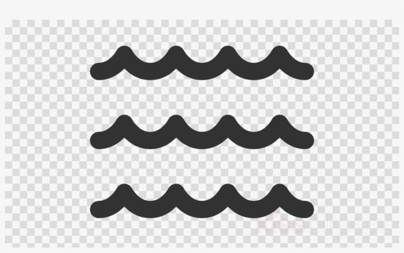 Black wave clipart noncopy written transparent stock Sea Ico Clipart Wind Wave Clip Art - Black Wave Vector Png - Free ... transparent stock
