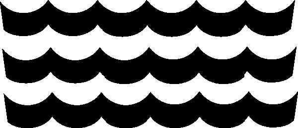 Black wave clipart noncopy written image download Wave Clipart Black And White | Free download best Wave Clipart Black ... image download