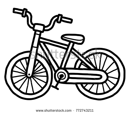 Bw clipart biking clip art free library Bike black and white clipart 5 » Clipart Station clip art free library
