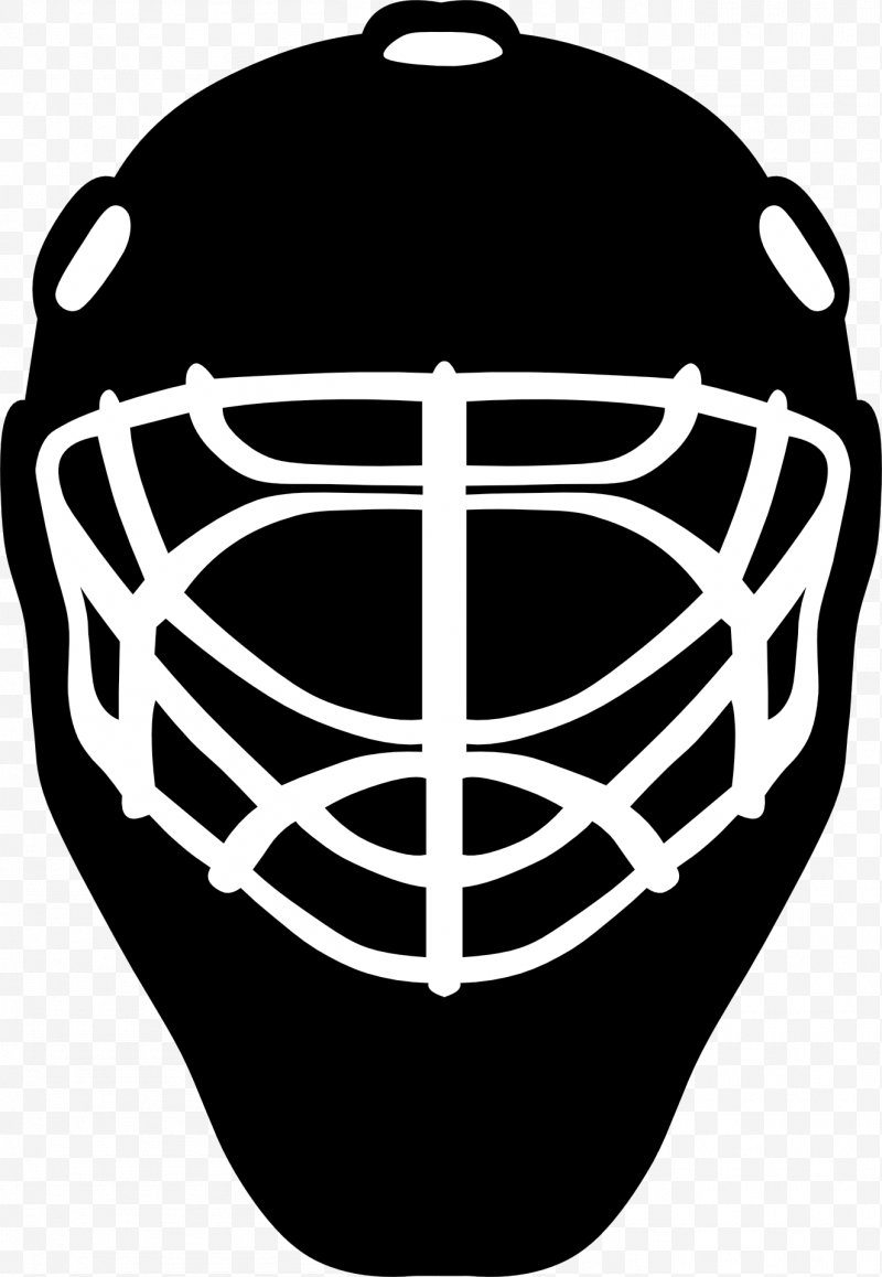 Black white clipart cross out mask vector royalty free library Goaltender Mask Hockey Helmets Clip Art, PNG, 1326x1920px ... vector royalty free library