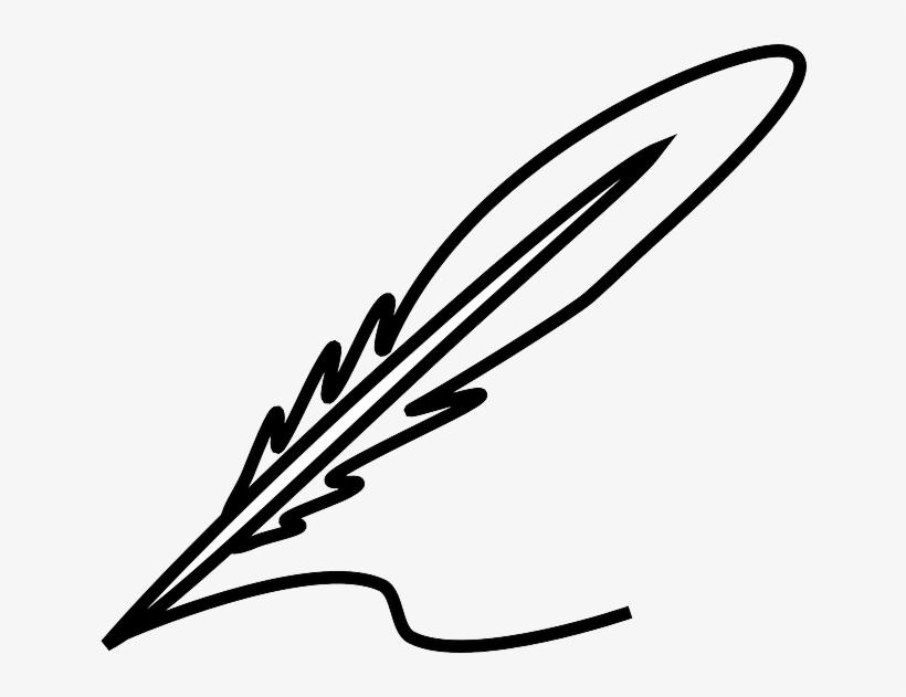 Black white clipart fountain pen clipart free library Nib, Pen Nib, Ink Pen, Quill, Feather, Fountain Pen - Feather ... clipart free library