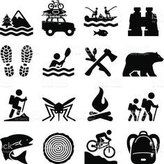 Black white clipart of outdoor banner transparent library Outdoor clipart black and white 3 » Clipart Portal banner transparent library