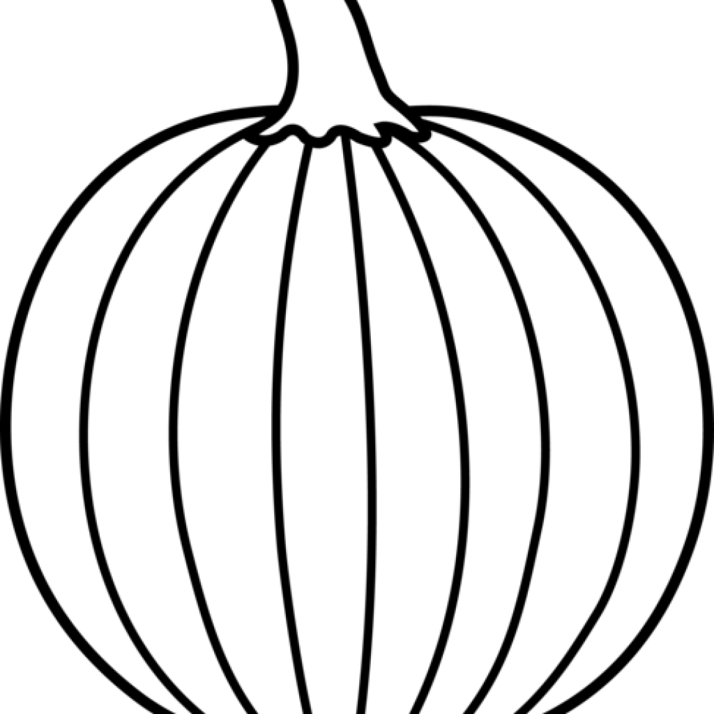 Pumpkin clipart white image transparent stock Black And White Pumpkin Clip Art wave clipart hatenylo.com image transparent stock