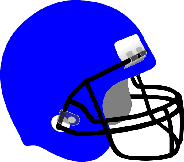 Clipart picture of a football clip black and white Football Clipart Football Helmet Free collection | Download and ... clip black and white