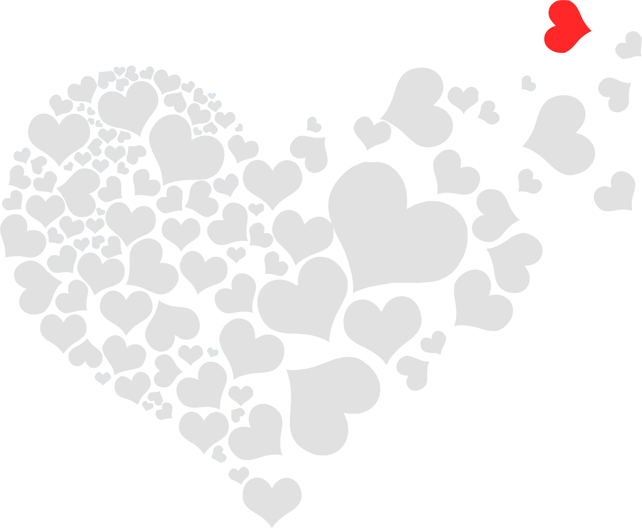 Black & white heart clipart png transparent White heart clipart no background - Clip Art Library png transparent