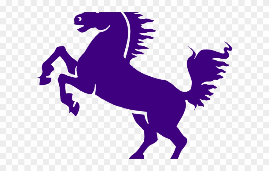 Black & white mustang clipart clip art free download Mustang Clipart Purple - Horse Png Black And White Transparent Png ... clip art free download