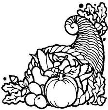 Thanksgiving clipart black jpg royalty free Black And White Thanksgiving Clipart   Free download best Black And ... jpg royalty free