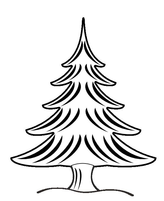 Car with christmas tree clipart clip art royalty free download Christmas Tree Clipart Black And White | Clipart Panda - Free ... clip art royalty free download
