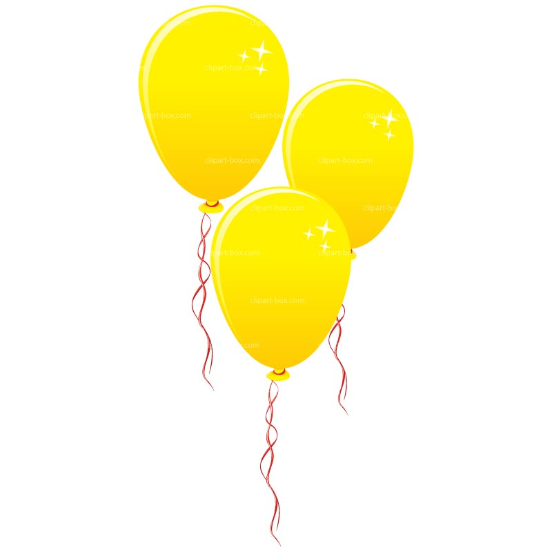 Free pink blue green yellow balloon clipart freeuse stock Free Yellow Balloon Cliparts, Download Free Clip Art, Free Clip Art ... freeuse stock