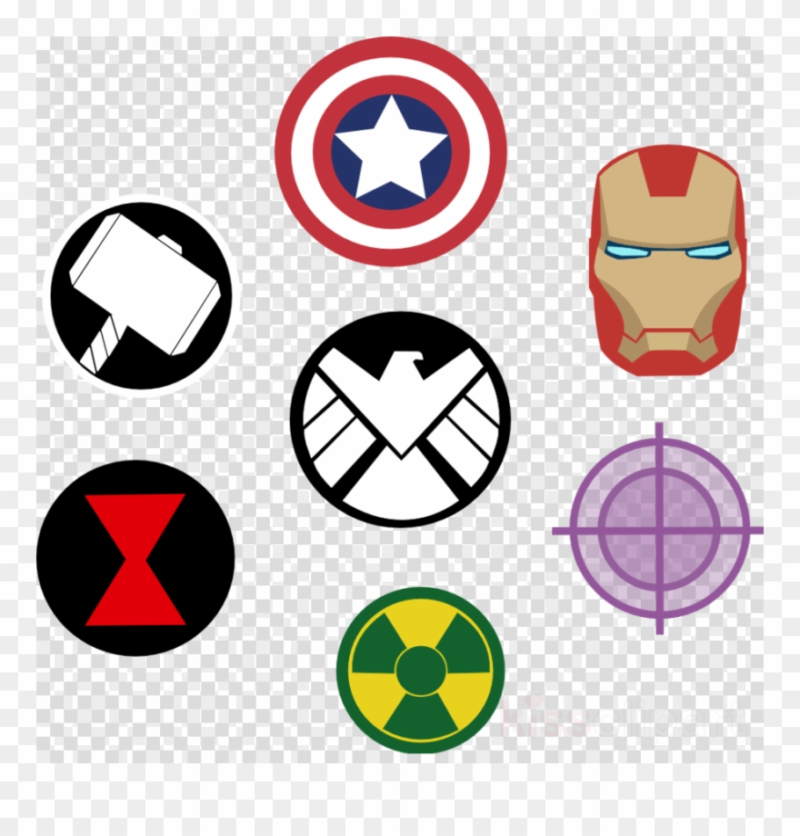Black widow symbol clipart picture royalty free Avengers Symbol Clipart Black Widow Thor Captain America - Avengers ... picture royalty free