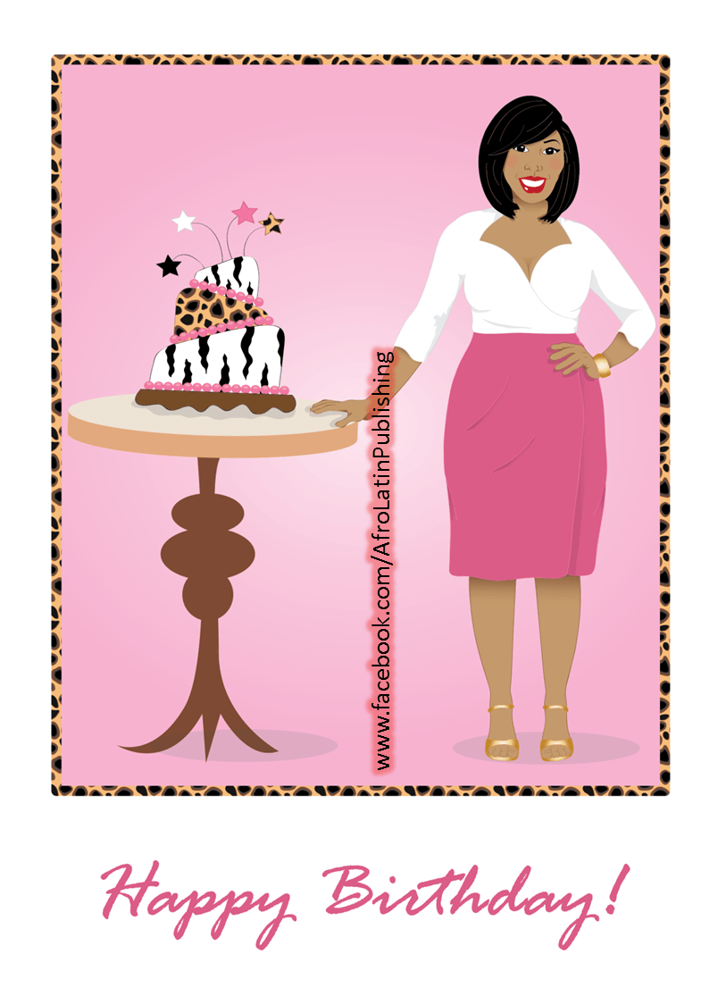 Black woman birthday clipart image free Happy Birthday Beautiful Black Woman — Lovely Meme image free