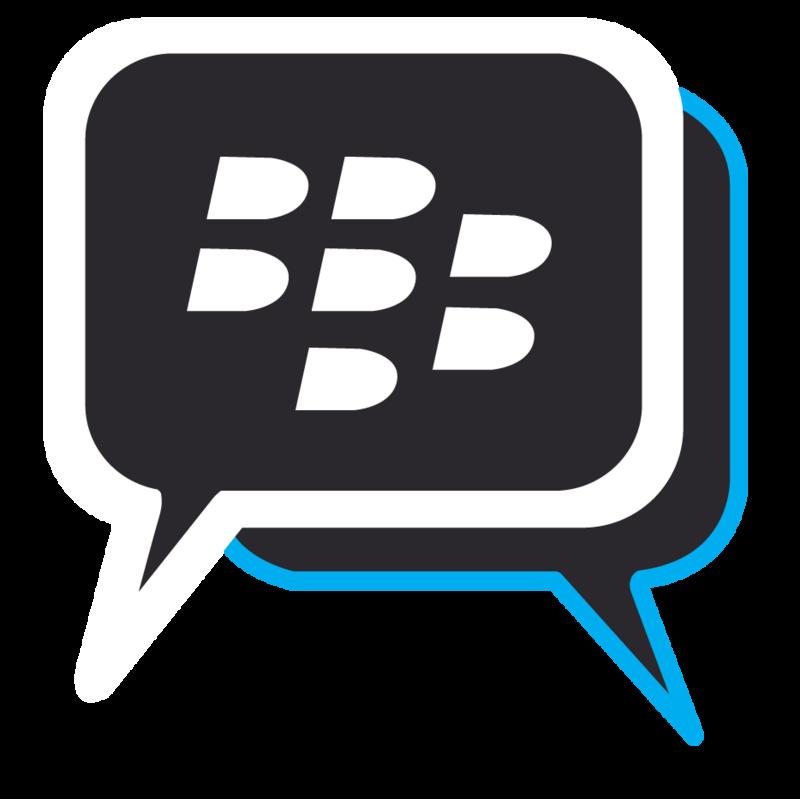 Blackberry logo clip art stock BBM | CrackBerry.com stock
