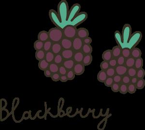 Blackberry logo clip art svg royalty free library EatSmart@school.hk - Clip Art Gallery svg royalty free library