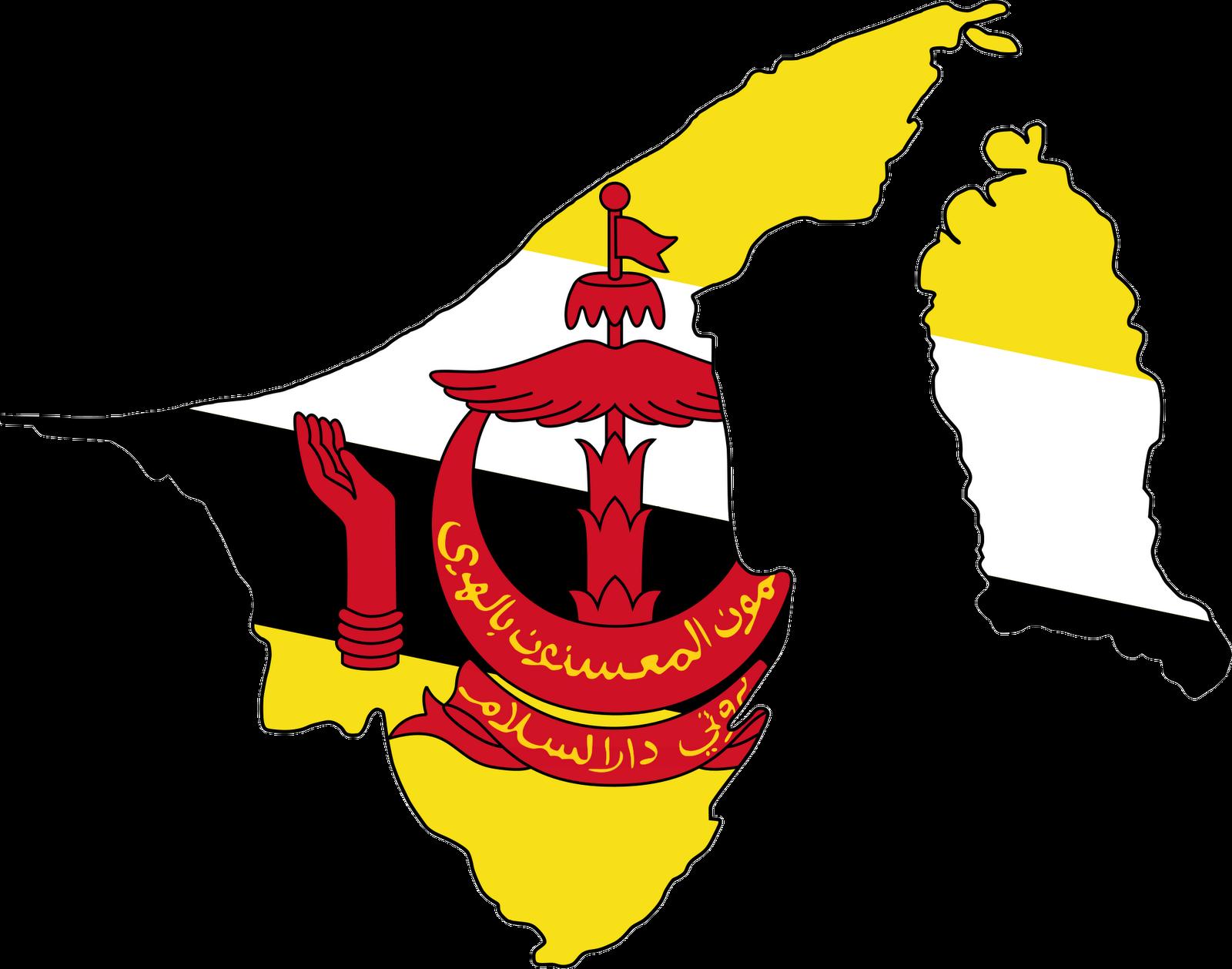Brunei Flag 070411» Vector Clip Art - Free Clip Art Images download