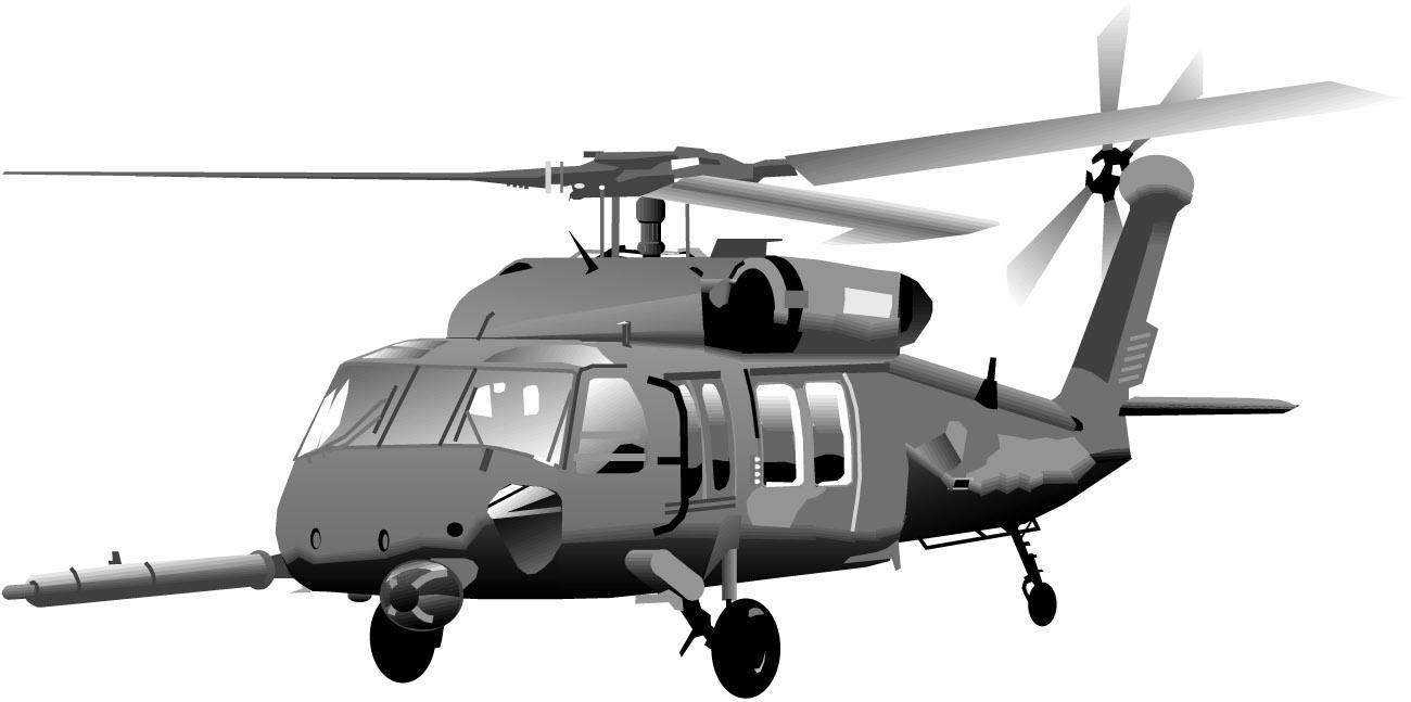 Blackhawk clipart jpg free Blackhawk helicopter clipart - Clip Art Library jpg free