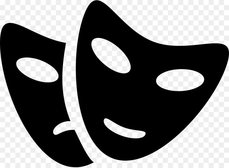 Blackline clipart mask clip art royalty free Black Line Background clipart - Theatre, Mask, Face, transparent ... clip art royalty free