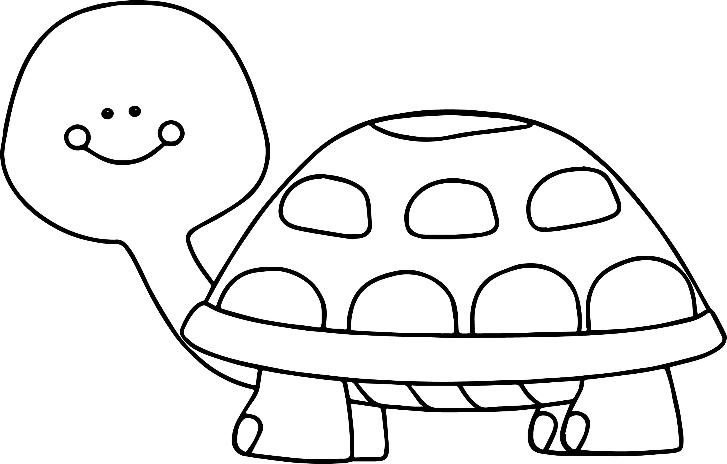 Blackline clipart turtle black and white Cute Turtle Clipart Black And White (99+ images in Collection) Page 2 black and white