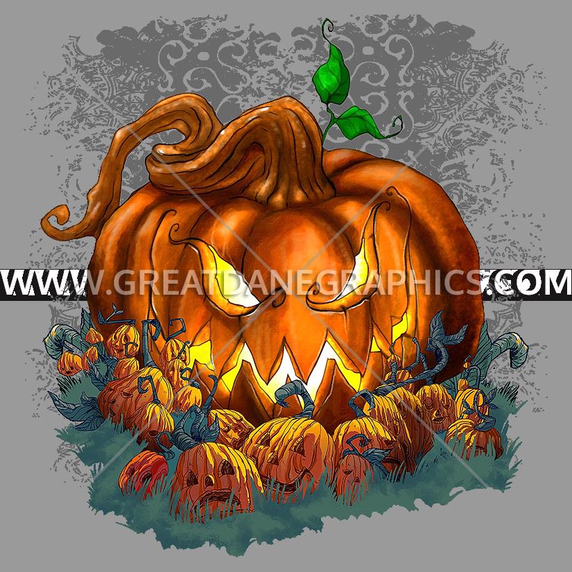 Blackline pumpkin clipart image black and white stock Pumpkin Patch | Production Ready Artwork for T-Shirt Printing image black and white stock