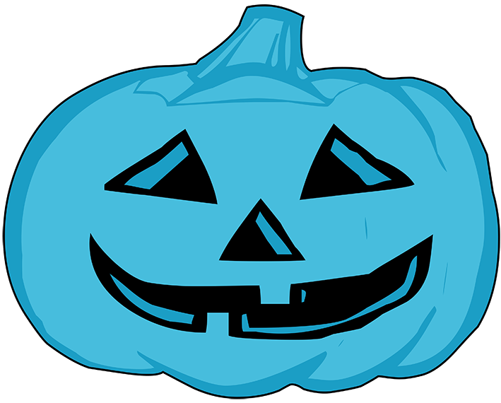 Scary pumpkin man clipart svg library download Happy Halloween Clipart svg library download