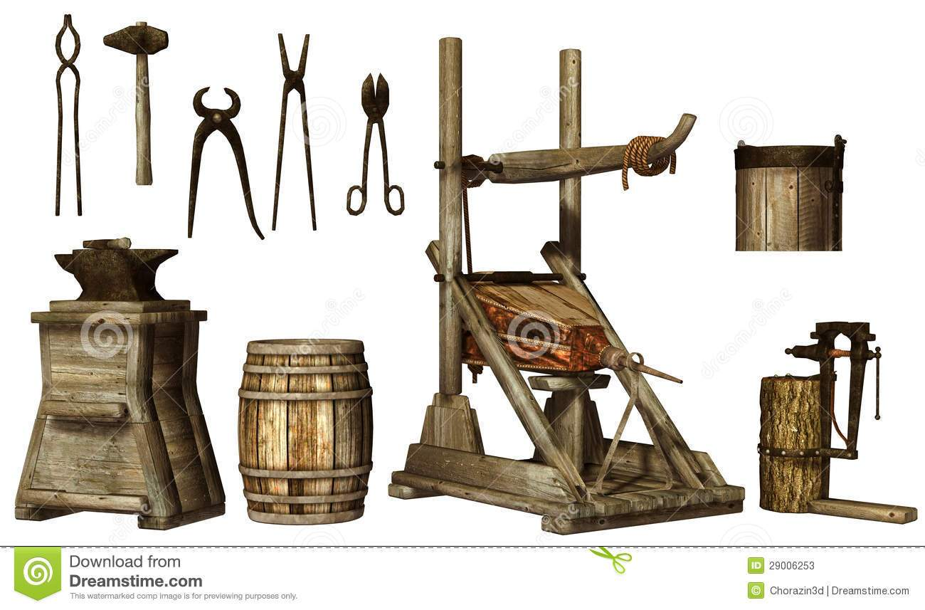 Blacksmith tools clipart svg royalty free download Blacksmith tools clipart 5 » Clipart Portal svg royalty free download