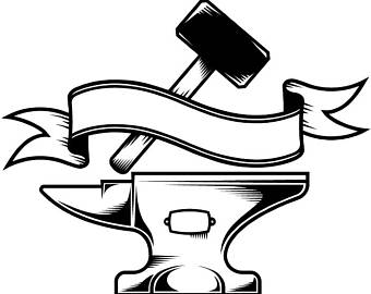 Blacksmith tools clipart graphic transparent stock Anvil Clipart | Free download best Anvil Clipart on ClipArtMag.com graphic transparent stock