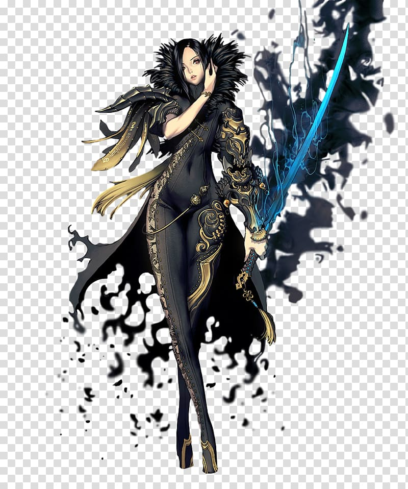 Blade and soul clipart svg stock Blade & Soul Master X Master T-shirt Cosplay, Blade transparent ... svg stock