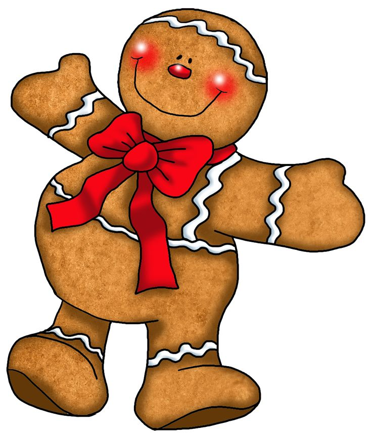 Blank christmas clipart gingerbread man svg library Free Gingerbread Clip Art, Download Free Clip Art, Free Clip Art on ... svg library