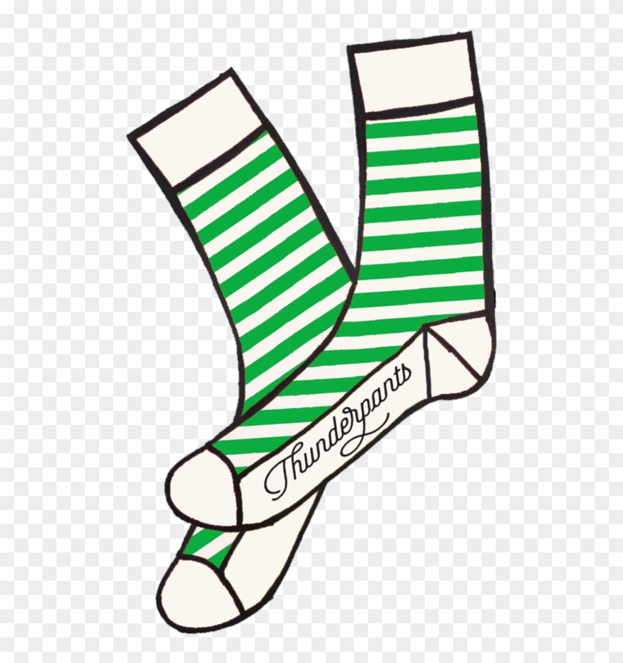 Blank christmas stocking clipart stripes clip free stock Socks Stripe Last Pair - Red And White Stripe Sock Clip Art - Png ... clip free stock