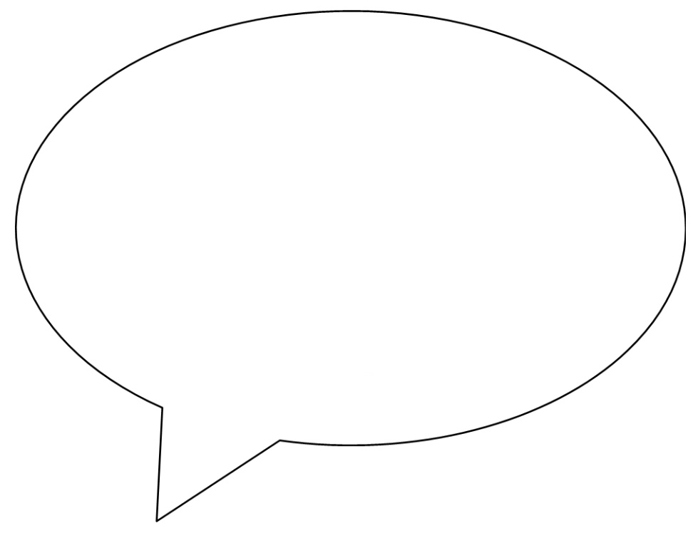 Blank conversation bubble clipart vector black and white Free Free Speech Bubble, Download Free Clip Art, Free Clip Art on ... vector black and white