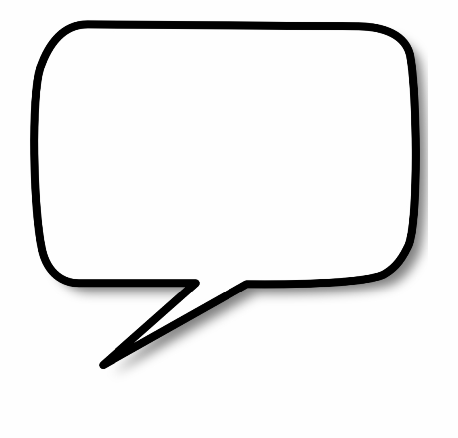 Blank conversation bubble clipart image library library Blank Speech Bubble Png - Quotes Clip Art Free PNG Images & Clipart ... image library library
