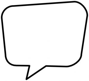 Blank conversation bubble clipart clip freeuse stock Speech bubbles blank speech bubble clipart kid 4 - ClipartBarn clip freeuse stock