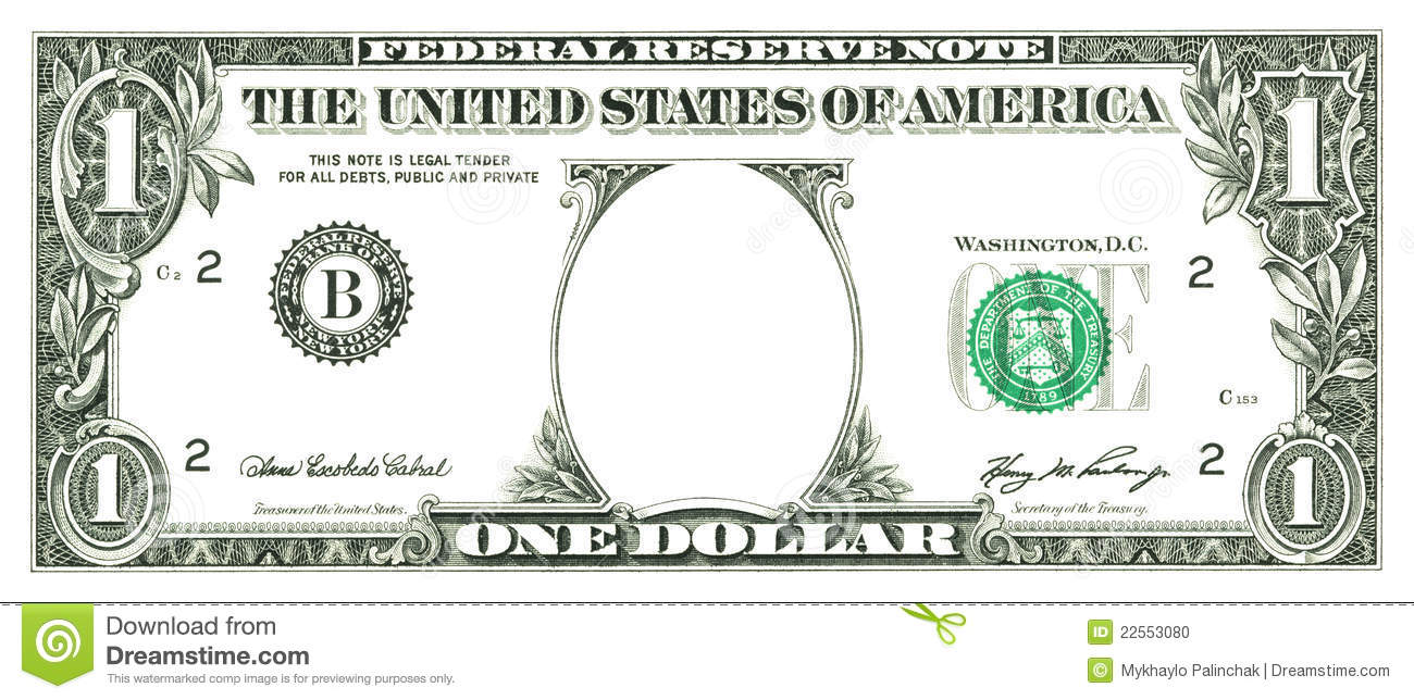 Blank dollar bill clipart image freeuse library 80+ Dollar Bill Images Clip Art   ClipartLook image freeuse library