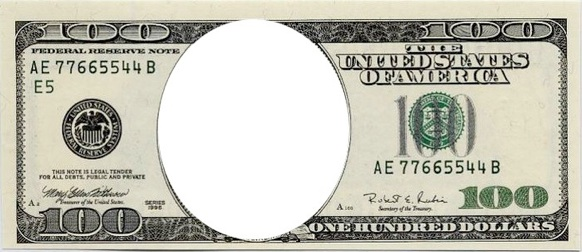 Blank dollar bill clipart clipart free library Free Blank Dollar Bill, Download Free Clip Art, Free Clip Art on ... clipart free library