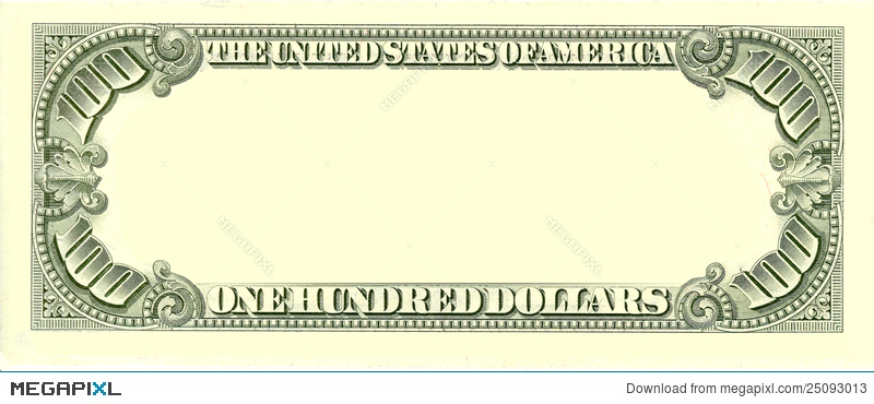 Blank dollar bill clipart png freeuse library Blank Dollar Bill - Making-The-Web.com png freeuse library