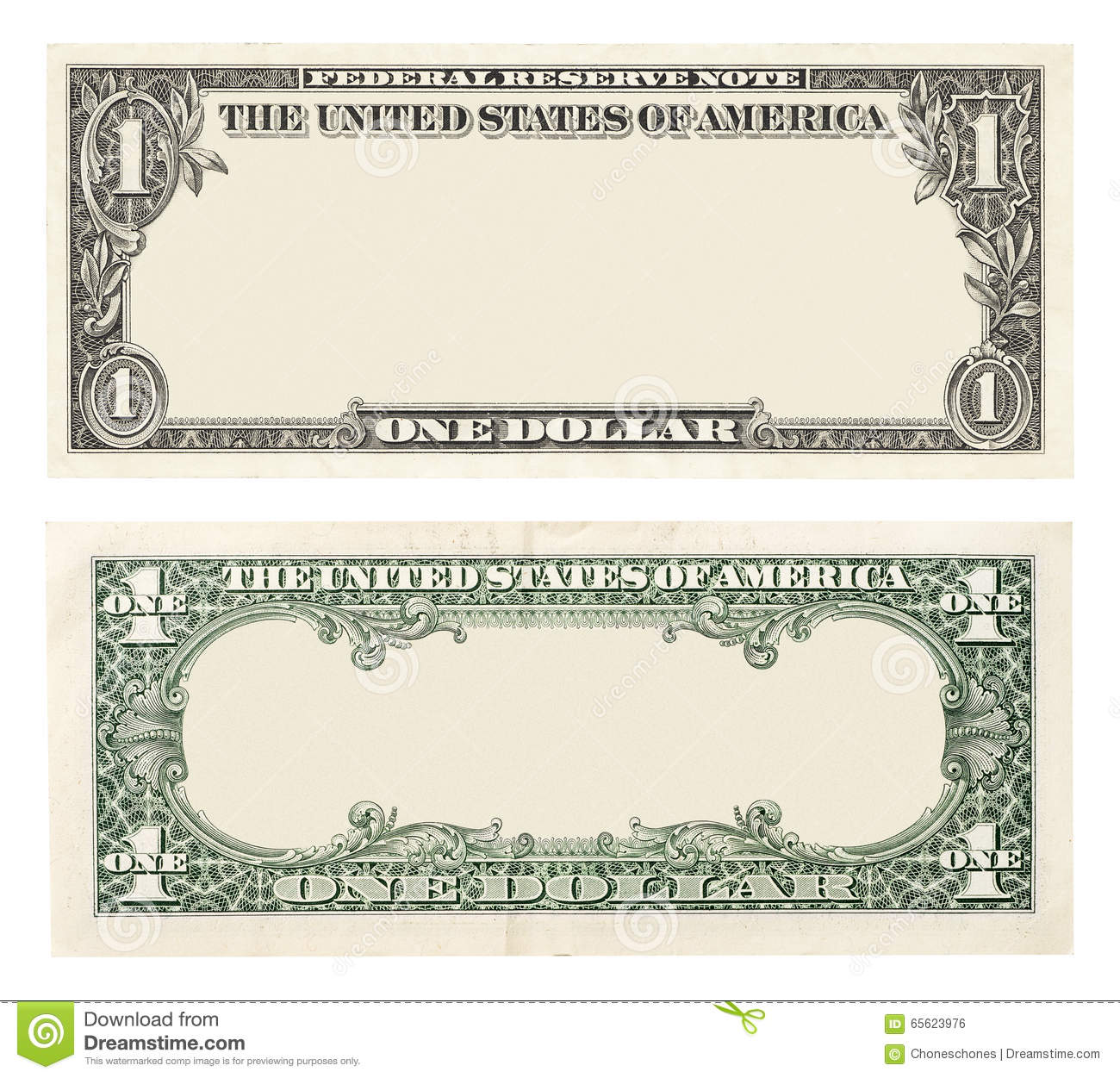 Blank dollar bill clipart clip royalty free Free 1 Dollar Bill Cliparts, Download Free Clip Art, Free Clip Art ... clip royalty free