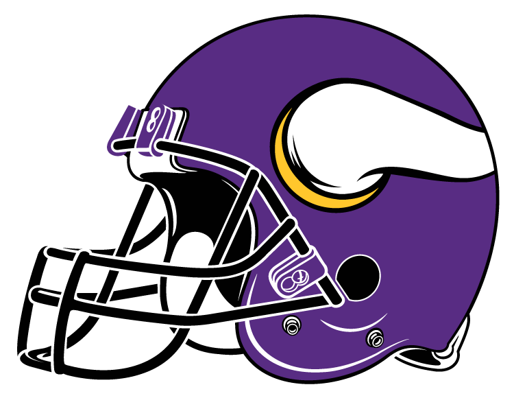 Nfl football helmet clipart image free stock Viking Helmet Silhouette at GetDrawings.com | Free for personal use ... image free stock