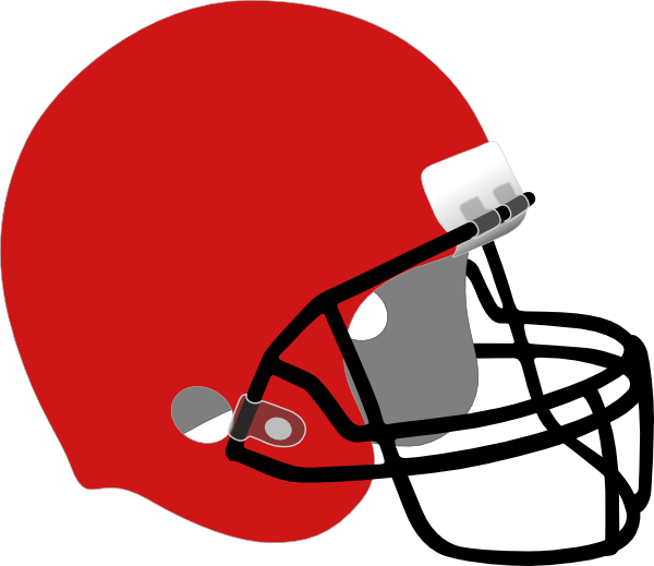 Clipart football helmet graphic free library Football Helmet Clip Art at Clker.com - vector clip art online ... graphic free library