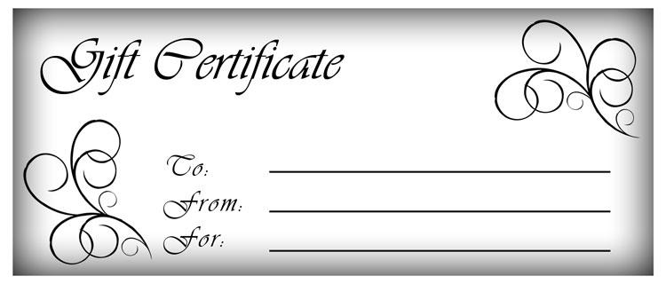 Blank gift certificate clipart clip art freeuse stock Free Gift Certificate Cliparts, Download Free Clip Art, Free Clip ... clip art freeuse stock