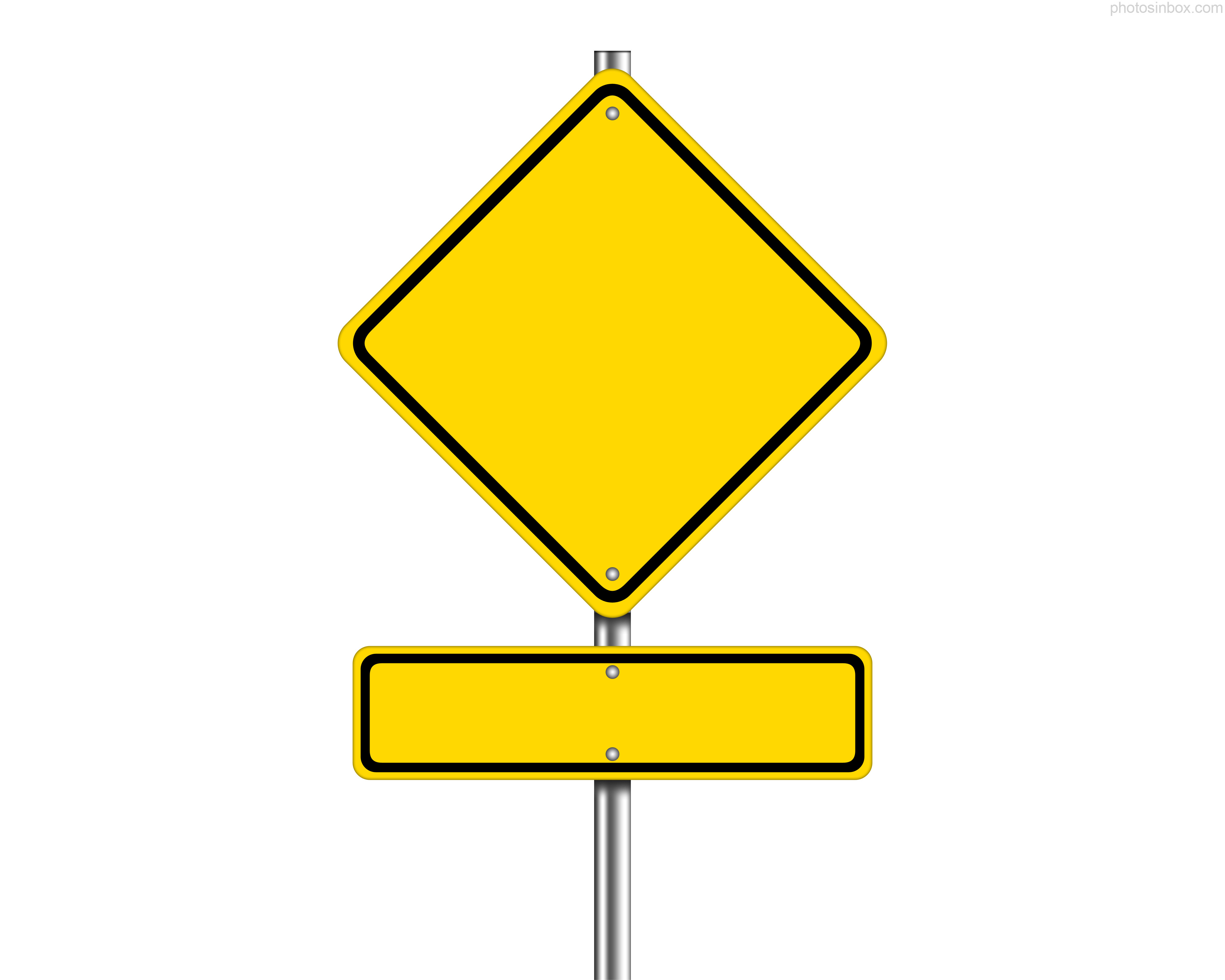Free sign templates clipart image download Free Images Of Road Signs, Download Free Clip Art, Free Clip Art on ... image download