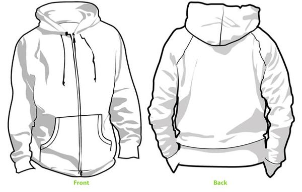 Blank hoodie clipart jpg free stock Hoodie clipart blank, Hoodie blank Transparent FREE for download on ... jpg free stock