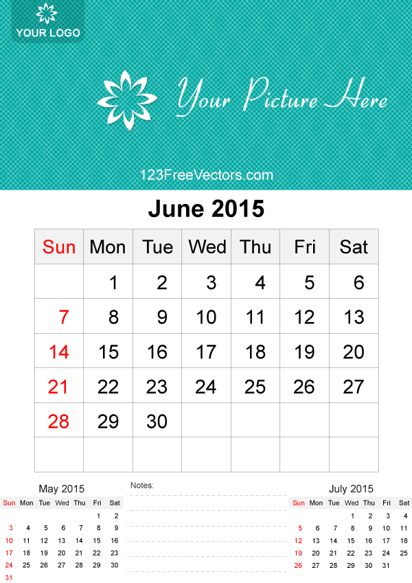 Blank june calendar clipart jpg free Blank june calendar clipart - ClipartFox jpg free