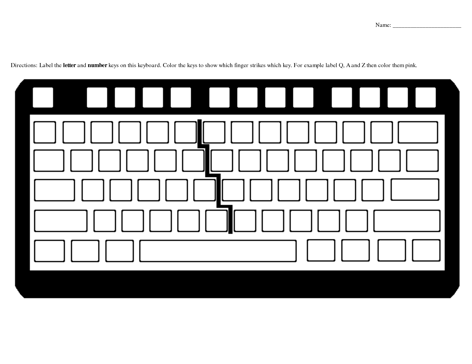 Blank lenovo computer keyboard clipart. Clipartfest chart