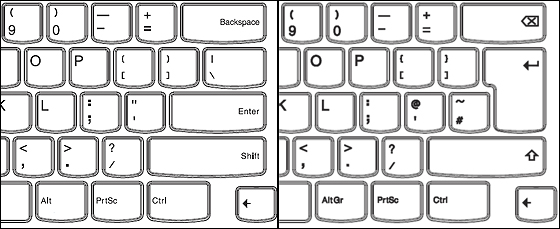 Blank lenovo computer keyboard clipart vector black and white library Blank lenovo computer keyboard clipart - ClipartFest vector black and white library
