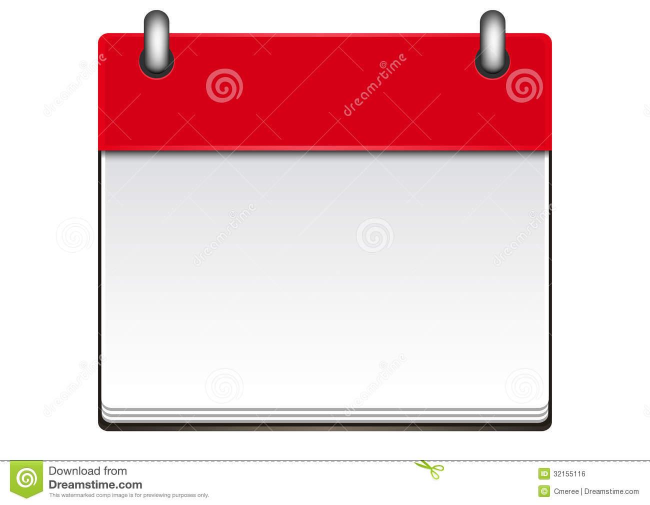 Blank month calendar clipart transparent stock Blank Calendar Clipart – printable calendar 2017 transparent stock