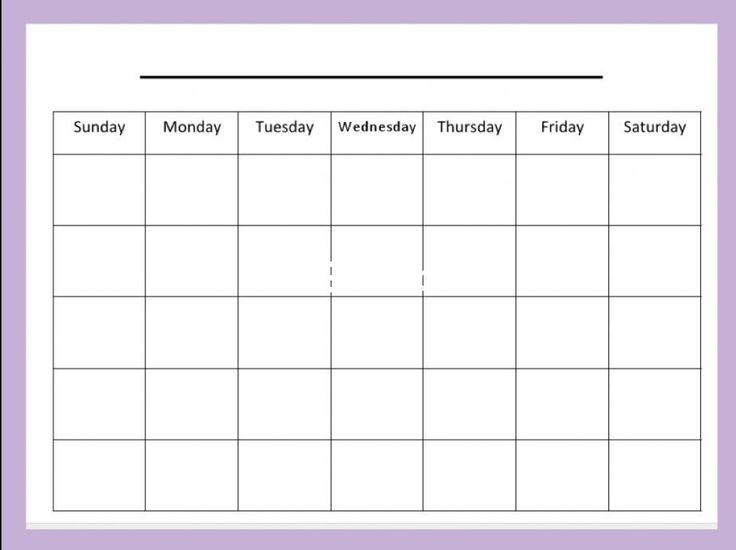 best ideas about. Blank month calendar clipart