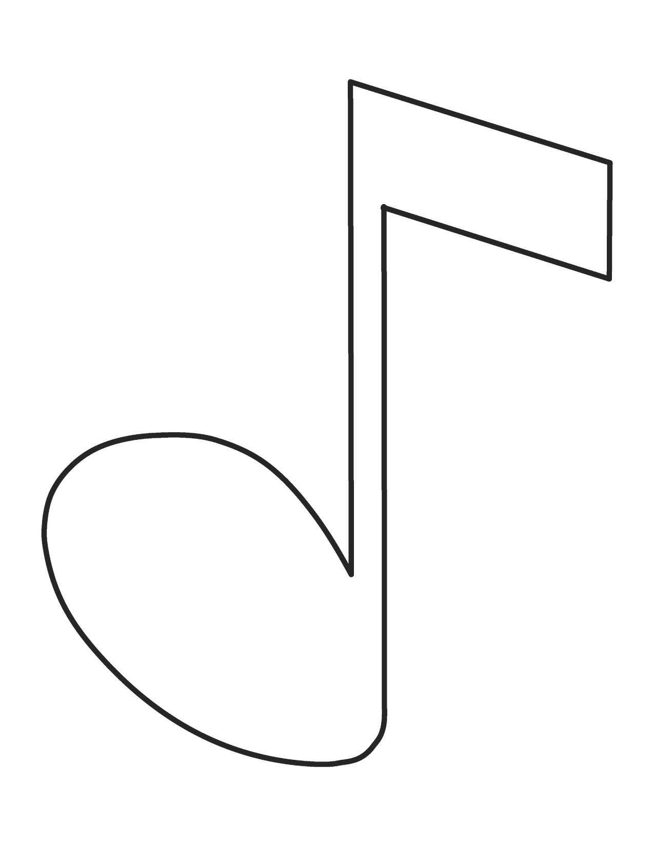 Free printable musical notes clipart graphic royalty free stock Free Music Note Images Free, Download Free Clip Art, Free Clip Art ... graphic royalty free stock