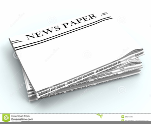 Blank newspaper clipart graphic royalty free Blank Newspaper Headline Clipart   Free Images at Clker.com - vector ... graphic royalty free