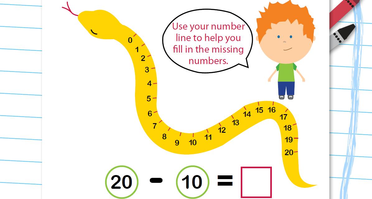 Blank number line clipart 0-20 clip art transparent Number lines explained for parents | Free printable number lines ... clip art transparent
